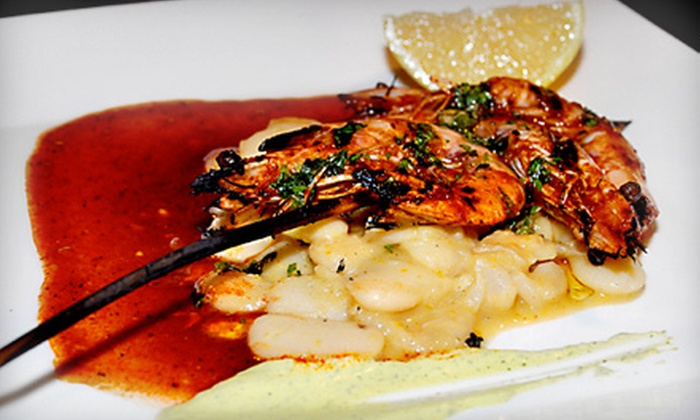Piqueo's - Bernal Heights: $20 for $40 Worth of Peruvian Fusion Cuisine at Piqueo's