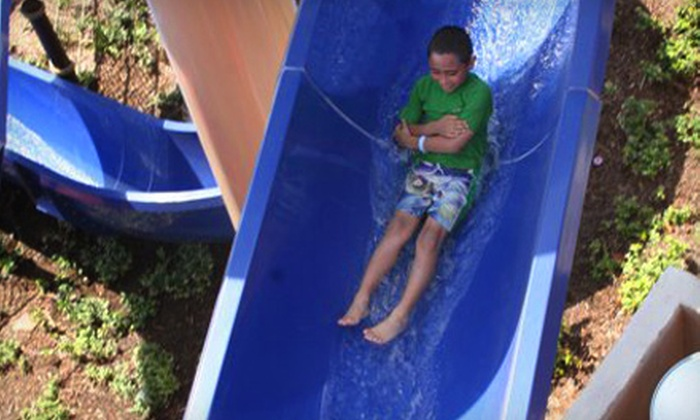 The Cove Waterpark – Jurupa Aquatic Center - Glen Avon: $8 for Admission to The Cove Waterpark – Jurupa Aquatic Center in Riverside (Up to $16 Value)