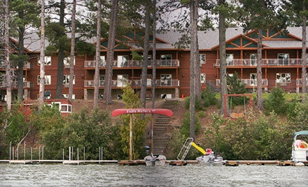 1-Night Stay for Two on a Sat. in a 1-Bedroom Suite with Sun. Champagne Brunch - Eagle Waters Resort in Eagle River