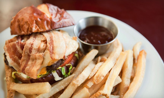 Drake Hill Sports Bar and Grill - Venetian Village: Pub Meal with Beer for Two or Four at Drake Hill Sports Bar and Grill (Up to 52% Off)