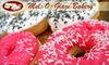 $5 for Donuts and a Drink at Mel-O-Glaze