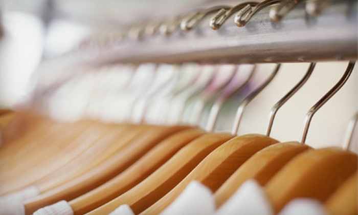 Boxgrove Cleaners - Markham: $20 for $40 Worth of Dry Cleaning, Laundry, and Alterations at Boxgrove Cleaners in Markham