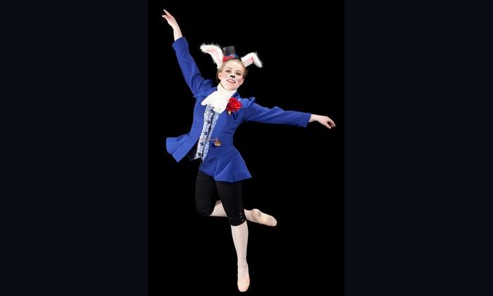 """Alice In Wonderland"" - Renton IKEA Performing Arts Center: Ensemble Ballet Theatre Presents ""Alice In Wonderland"" on Saturday, April 30, or Sunday, May 1"