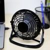 Silent USB-Powered Desk Fan