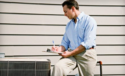 16-Point Air-Conditioning Checkup for 1 Unit - Western States Home Services in