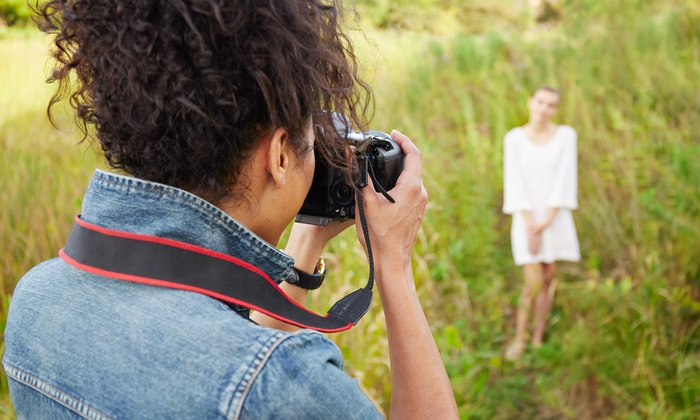 J. Alex Photography - Fort Lauderdale: 60-Minute Outdoor Photo Shoot with Retouched Digital Images from J. Alex Photography (70% Off)