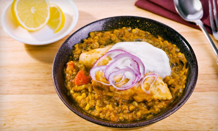Bombay Las Vegas Indian Cuisine - The Strip,South Las Vegas: $15 for $30 Worth of Indian Fare at Bombay Las Vegas Indian Cuisine