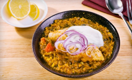 $30 Groupon to Bombay Las Vegas Indian Cuisine - Bombay Las Vegas Indian Cuisine in Las Vegas
