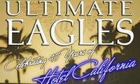 Tickets to Ultimate Eagles on 10 September - 15 October, Multiple Venues (Up to 35% Off)