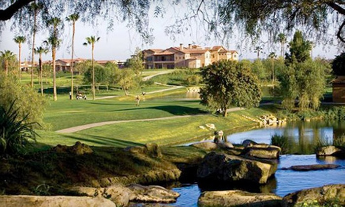 Aliso Viejo Country Club - Aliso Viejo: $75 for One Golf-Tournament Entry Plus One Additional Round of Golf at a Later Date at Aliso Viejo Country Club ($150 Value)