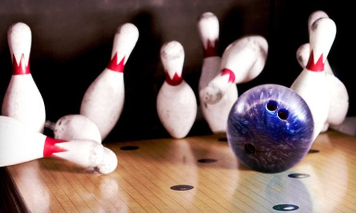 Bowling Centers of Southern California - Vista: $20 for $40 Toward Bowling and Shoe Rental at Vista Entertainment Center from Bowling Centers of Southern California