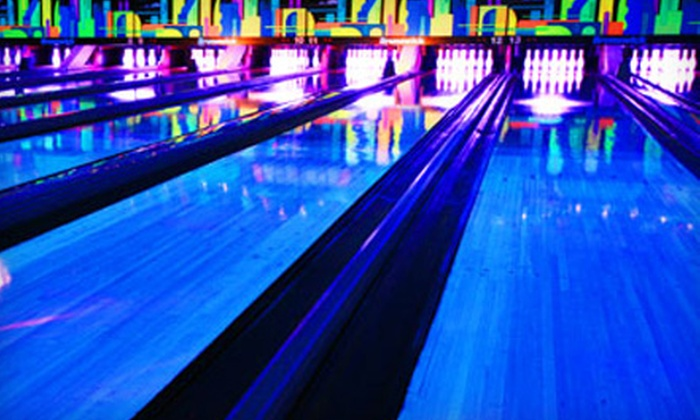 Terrace Sports - Temple Terrace: $15 for Bowling Outing for Six at Terrace Sports in Temple Terrace (Up to $52.95 Value)