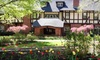 Tudor-Style B & B Minutes from Charm City