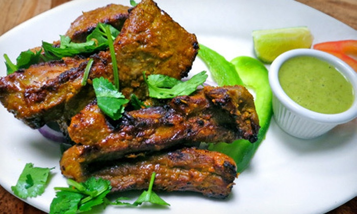 Everest on Grand - St. Paul: Nepali Meal for Two or Four at Everest on Grand in St. Paul (Half Off)
