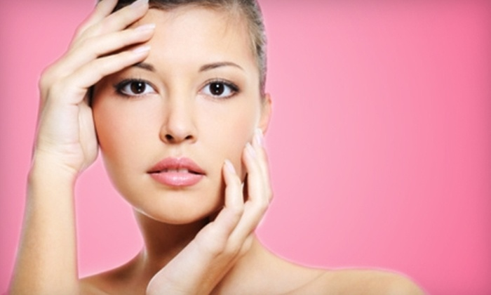 Allure Cosmetic Laser Center - Las Vegas: $49 for Microdermabrasion and a Cranberry-Pomegranate Enzyme Peel at Allure Cosmetic Laser Center ($125 Value)