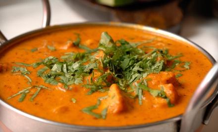 $49 Groupon for 2 to Garam Masala - Garam Masala in Parsippany