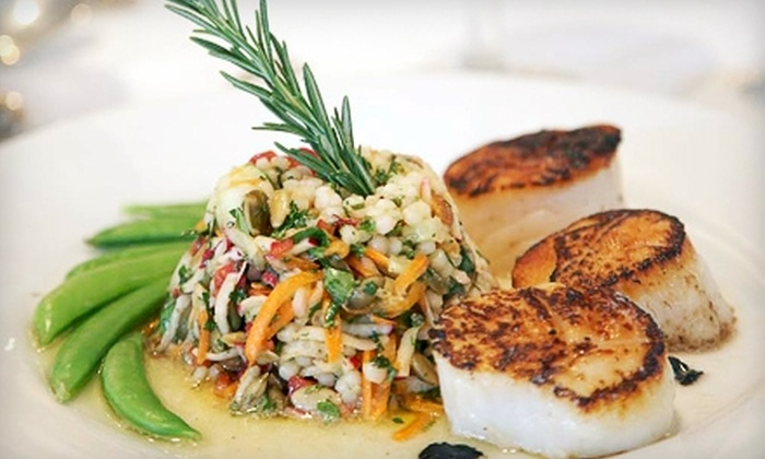 Sophia's - Jackson: $25 for $50 Worth of Contemporary Southern Cuisine at Sophia's