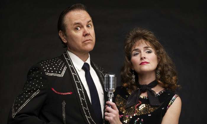 """""""The Doyle & Debbie Show"""" - Marshall Field Garden Apartments: One Ticket to """"The Doyle & Debbie Show"""" at The Royal George Theatre. 12 Shows Available."""