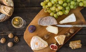 R.GARGANI: Tagliere misto di salumi e formaggi italiani, prodotti gastronomici e vino o prosecco a due passi da Via Veneto