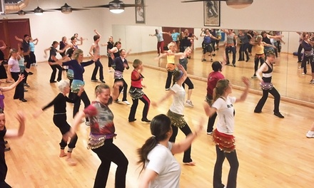 One or Two Months of Unlimited Dance Classes at World Dance for Humanity (Up to 73% Off)