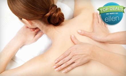 Choice of 3 Deep-Tissue or Relaxation Massages (a $225 value) - Indigo Salon and Spa in Vandalia