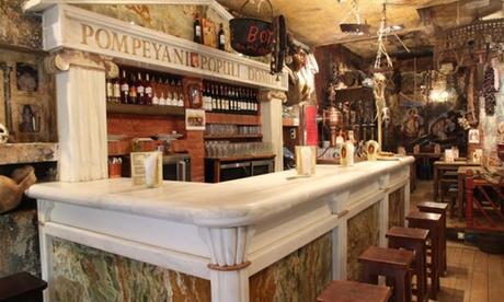 Menú para 2 o 4 personas con ración a elegir y bebida desde 14,95 € en La Pompeyana