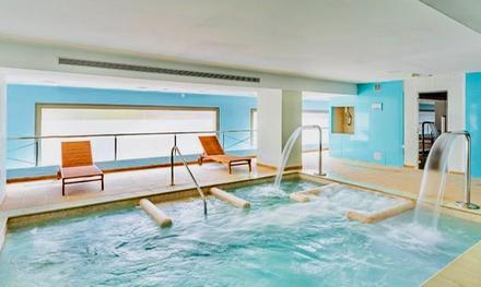 Acceso a circuito spa de 120 minutos para 2 con opción a peeling, envoltura y/o masaje en el spa Hammam Cleopatra