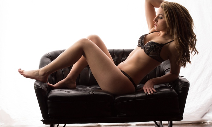 One Shot Photography - Downtown Manchester: 60-Minute Boudoir Photo Shoot with Wardrobe Changes and Digital Images from One Shot Photography (47% Off)