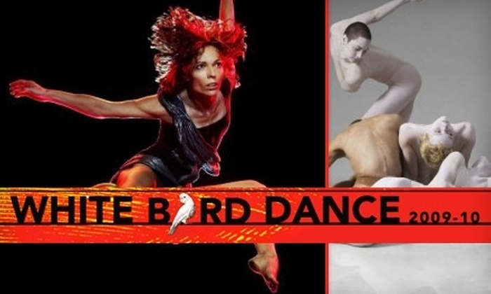 White Bird - Downtown: $10 Ticket to the May 5 Performance of the Cedar Lake Contemporary Ballet ($20 Value)