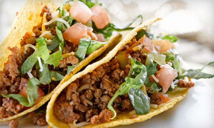 Chronic Tacos  - West Kelowna: $8 for a Taco Meal with Chips, Salsa, and Pop for Two ($16.16 Value)