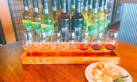 Wine Tasting Experience w/ TakeHome Bottles for One $35 or Two People $70 at Willow Point Wines Up to $180 Value