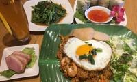 心地いいピリ辛がクセになる、本場の味を≪ナシゴレン・生春巻きなど、マレーシア料理3品+1ドリンク≫ディナー限定 @A Famosa