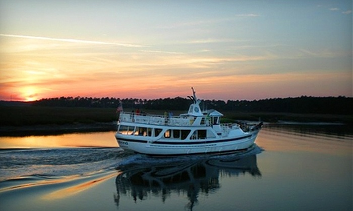 Vagabond Cruise - Hilton Head Island: $10 for a Dolphin-Sighting Cruise from Vagabond Cruise (Up to $29.95 Value)