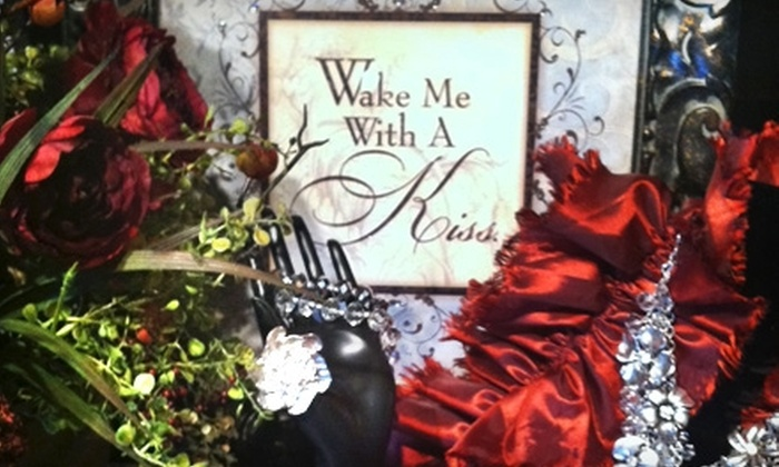 Presence - Escondido Plaza: $10 for $25 Toward Fashion Accessories, Home Décor, and Furnishings at Presence