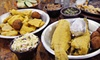 The Catfish Shack - Crestview: Seafood and Drinks at The Catfish Shack (Up to 53% Off). Two Options Available.
