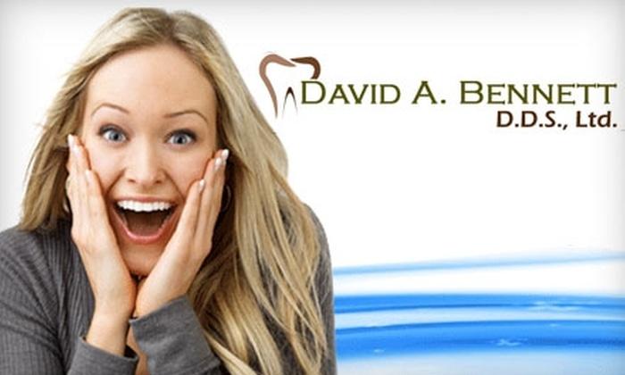 David A. Bennett, D.D.S - Dublin: $59 for a Cleaning, Exam, X-Rays and Fluoride Treatment at David A. Bennett, D.D.S ($247 value)