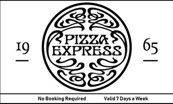 PizzaExpress: Two-Course Meal for Two
