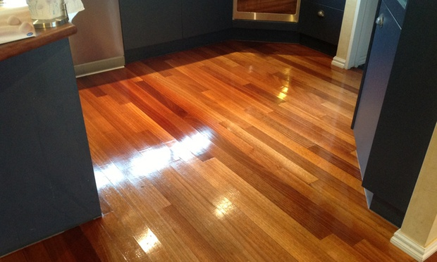 Wood Floor Refinishing And Polishing Mr Sandless Groupon