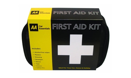 One or Two AA First Aid Kits