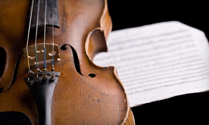 Saint Paul Chamber Orchestra - Multiple Locations: $40 for Four Tickets With Best-Available Seating to Any Saint Paul Chamber Orchestra Performance (Up to $160 Value)