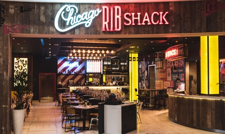 Brunch with Bottomless Mimosa or Bloody Mary for Up to Four at Chicago Rib Shack, Two Locations