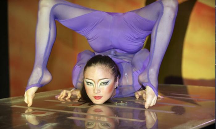 Cirque Polynesia - Lahaina: One Child or Adult VIP Ticket to Cirque Polynesia at the Hyatt Regency Maui Resort & Spa