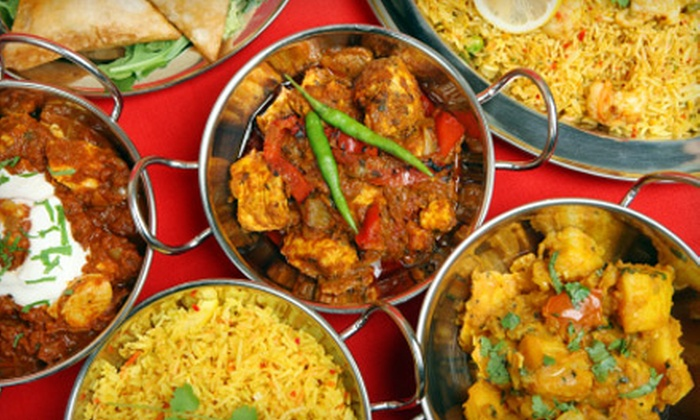 The Cloves Restaurant - Suwanee: Authentic Indian Meals for Two, Four, or Six at The Cloves Restaurant in Suwanee
