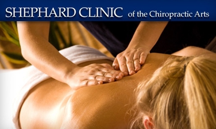 Shephard Clinic of the Chiropractic Arts - Northwest District: $60 for a Chiropractic Exam, Treatment, X-rays, and Massage at Shephard Clinic of the Chiropractic Arts, P.C. (Up to $308 Value)