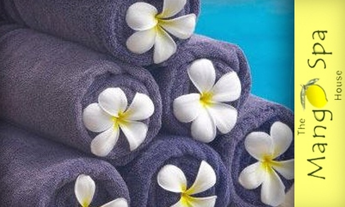 The Mango Spa House - Dania Beach: $35 for a Basic Facial ($75 Value) or $57 for a Micro-Current Facial Treatment ($125 Value) at The Mango Spa House in Dania Beach