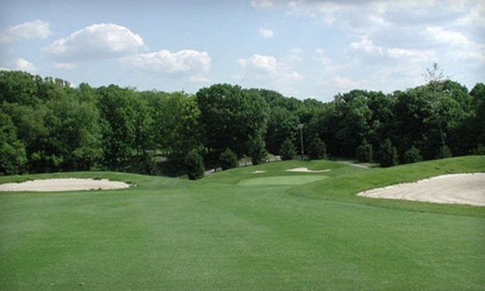 Butler's Golf Course - Elizabeth: $49 for Two Rounds of Golf and Golf Cart at Butler's Golf Course in Elizabeth (Up to $98 Value)