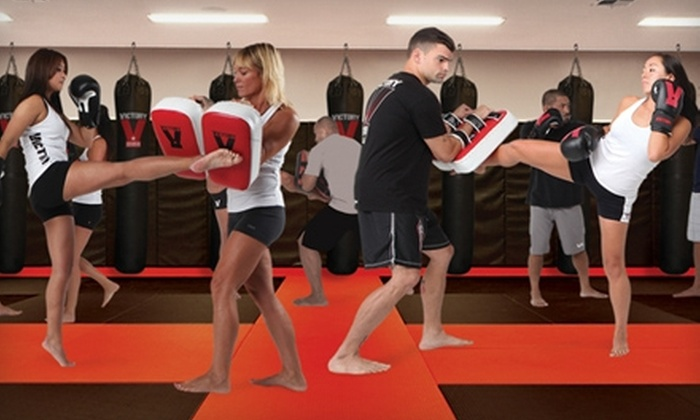Victory MMA and Fitness - Midway District: One-Month Kid's Membership or One-Year Adult Membership at Victory MMA and Fitness (Up to 80% Off)