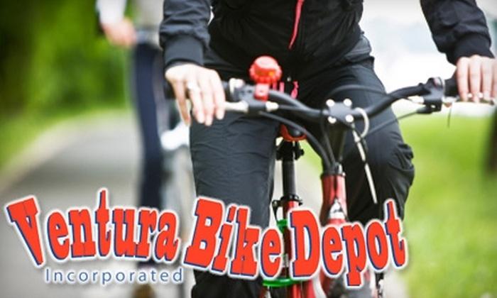 Ventura Bike Depot - San Buenaventura (Ventura): $12 For a Four-Hour Bike Rental from Ventura Bike Depot (Up to a $24 value)