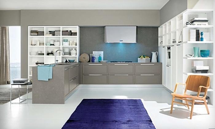 Newbury Kitchens & Baths - Back Bay: $199 for a Custom Kitchen-Design Package from Newbury Kitchens & Baths ($1,200 Value)