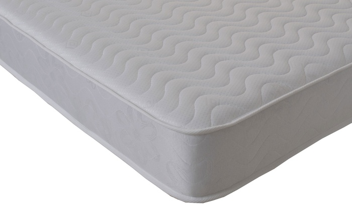 Deep-Quilted Memory Foam Mattress in Choice of Size